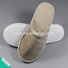 Luxury terry cloth spa slippers for hotel guests