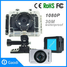 """FHD 2.0"""" touch screen waterproof action cam support OEM ODM service SDV-5271H"""