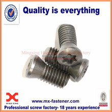 T6 torx 6 security screw types