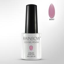 CCO rainbow 150 colors gel nail polish 10 ml soak off uv led gel polish