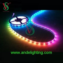 RGB 5050 SMD LED strip R/Y/B/G/W/WW/P/RGB option for holiday decoration
