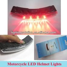LED Moto helmet turn signal flasher