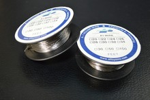 PURE NICKEL NI200 WIRE BY VAPOR TECH (30 FT) Free Shipping