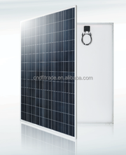 Low Price Poly Solar Panel From 5w to 300w with TUV IE RoHS certified