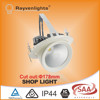 new product on china market tuv saa dimmable shopping mall square led recessed light