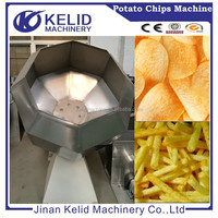 Full Stainless Steel French Fries Production Line