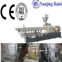 wholesale price poly pellets making machine