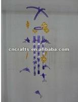 Acrylic wind chimes LD-0025