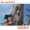 AADEO steadicam Flexible tripod gorillapod grip tight spider for Digital Camera and smart phone,stabilizer for go pro 7