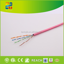 High quality high speed best price utp cat5e cable color code cable/utp cat5e cable 4 pair