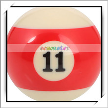 11 Billiard Ball Colors