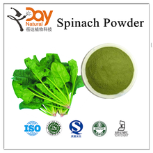 Food Coloring Powder Spinach Leaves Powder