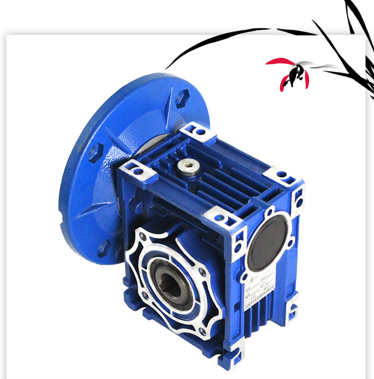 Electric Motor Gear Reduction Units