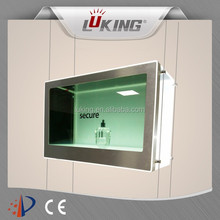 transparent lcd display with android system or wifi