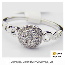 wedding party jewelry silver ring designs women 2012