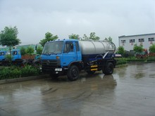 hot selling factory price mini 5ton suction sewage truck for sale