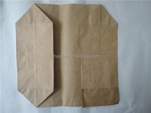 warp and weft brown kraft paper chemicals bag