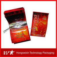 Customized new design loose leaf potpourri/herbal incense bag