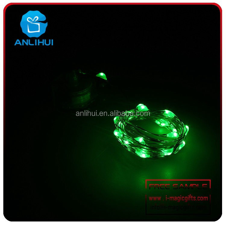 Hanging Decor String Battery Operated Led Copper Wire Fairy Light/led Grow Lights - Buy Led ...