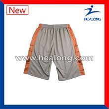 Healong Customized Light Weight Wholesale Mens Basketball Shorts