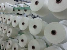 100% viscose rayon yarn raw white by MVS