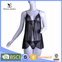 Latex Arrival Fashion Comfortable Mature Women Sexy Night Inner Wear