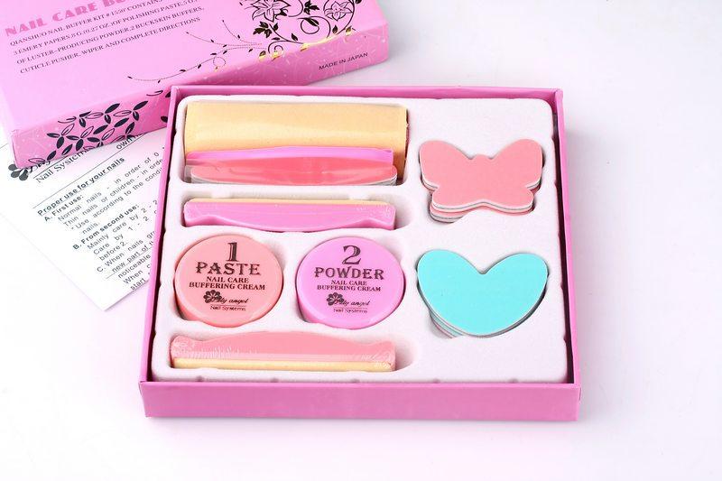 Lilyangel P Shine Japanese Manicure Kit,Best Kit For Beautiful Nails ...