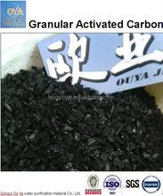 Bulk Density of Granular Activated Carbon for Accelerant Carrier