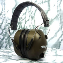 High NRR anti-noise hearing protection electronic ear defender