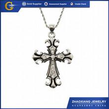 Stainless Steel Alternative religious cross Pendant & Charm christian