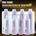 Alisado del cabello tratamiento Kit ( sh. + cond. + tratar. ) 2015 venta a granel brasileño proteína + Bio tratamiento de queratina del cabello serie