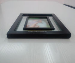 Light Up Picture Frame glass Mat Picture Frame Newborn Baby Photo Frame wholesales