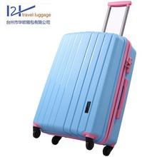 new style hard plastic luggage
