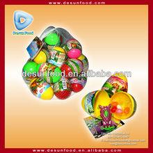 Grande surpresa brinquedo ovo brinquedo doces ( Jelly bean + 3D adesivo Tattoo + carro ou avião de brinquedo )