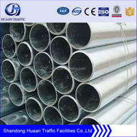 Galvanized steel pipe from Huaan Traffic Facilities