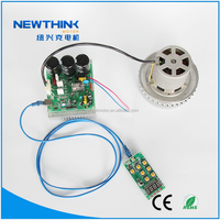 NXK0282-1600 lowest price high efficient AC220v 1600W motor brushless dc for vacuum cleaner