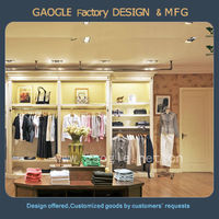 clothes displays/clothes display rack/decoration clothes stores