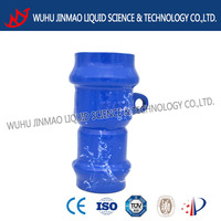 Competitive price RAL5005/5015 PVC socket reducer