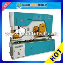 Q35Y Hydraulic Hole Punching Machine , Channel Cutting Machine ,Ironworker