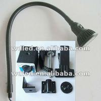 3W 110V/220V FLEXIBLE HOSE LED DESKTOP LIGHT