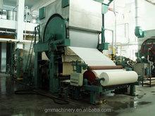 paper preparation machines and industrial tissue roll machine
