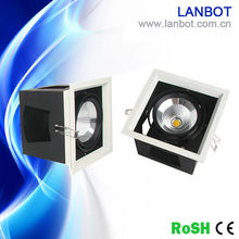 Europe market 2015 hot selling ce rohs pass New Design! 30W Led Grille Lamp,Grille light, new downlight 30W 35W 220V LED Grille