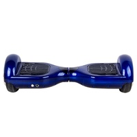 Electric e board blue color mini smart io hawk standing up wheels bicycle SDS004