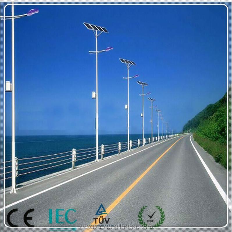 High quality solar outdoor led solar wind led street - Iluminacion exterior led solar ...