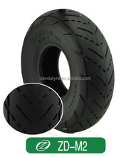 High quality ZENDA BRAND ZD-M2 electric scootric tyre