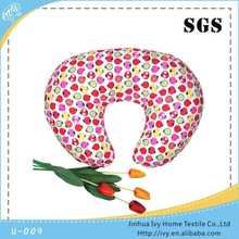 U-shape pillows nursing neck pillow polyester adult pillow