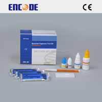 Plastic cassette for rapid test / Medical diagnosis BV Rapid Test Kit (Polyamine method) / cassette for bv