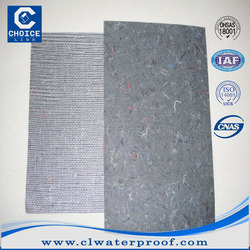 all kinds of compound base replace fiberglass fabric in roofing shingle