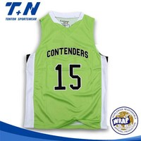 Customized Basketball Uniform Design Wholesale