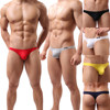 Men's Thong T-String Sexy Underwear Boxer Brief Modal Clothing TRUNK Size M L XL